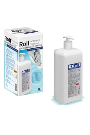 Roll Antiseptik Solüsyon El Ve Cilt Dezenfektanı 1000 ml