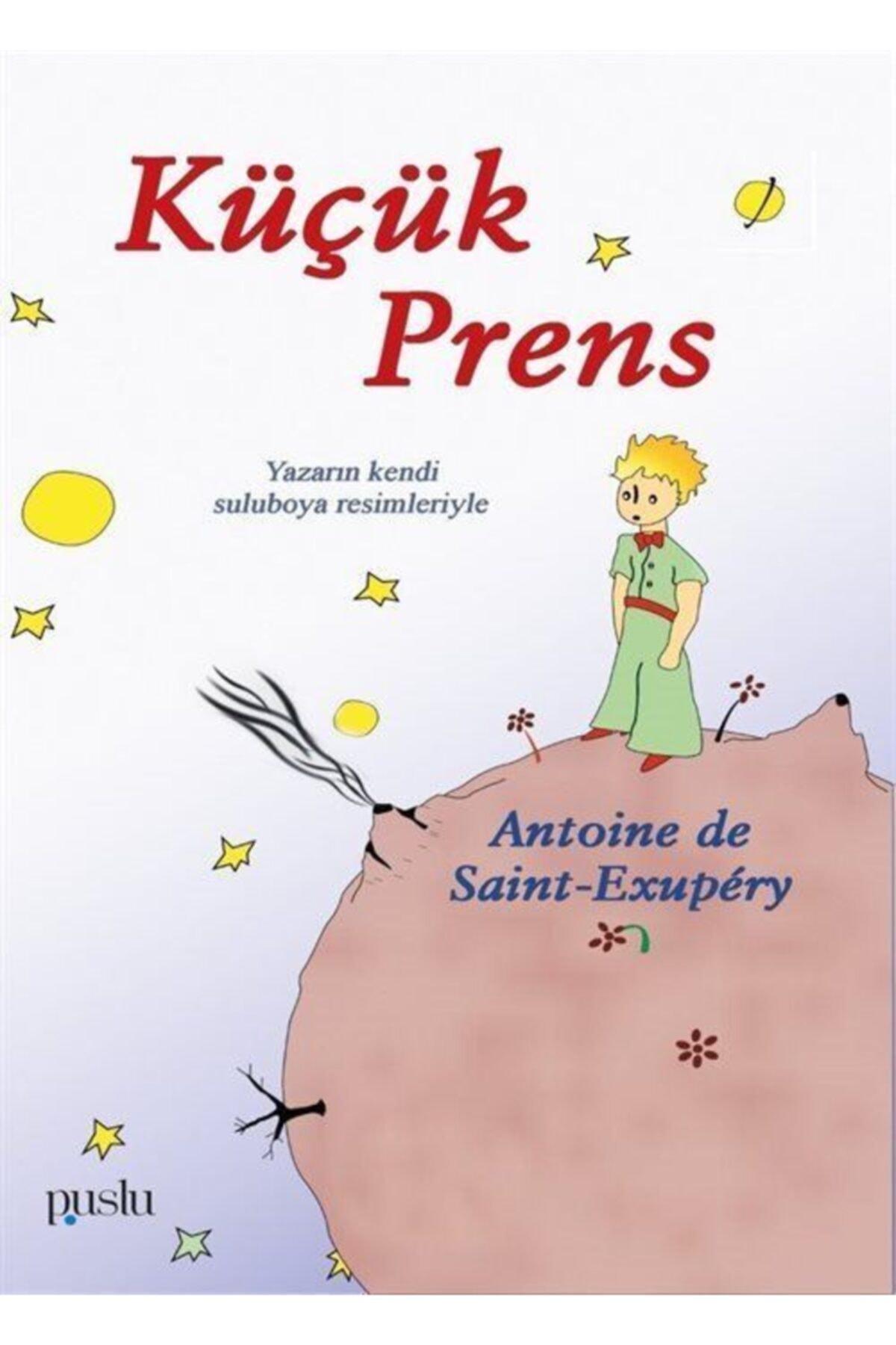 Puslu Yayıncılık Küçük Prens 1