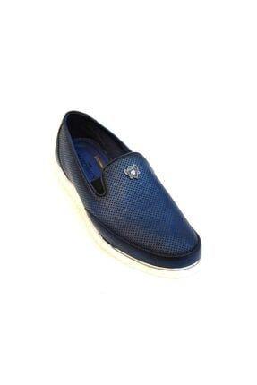 MARCOMEN Erkek Mavi Ayakkabı