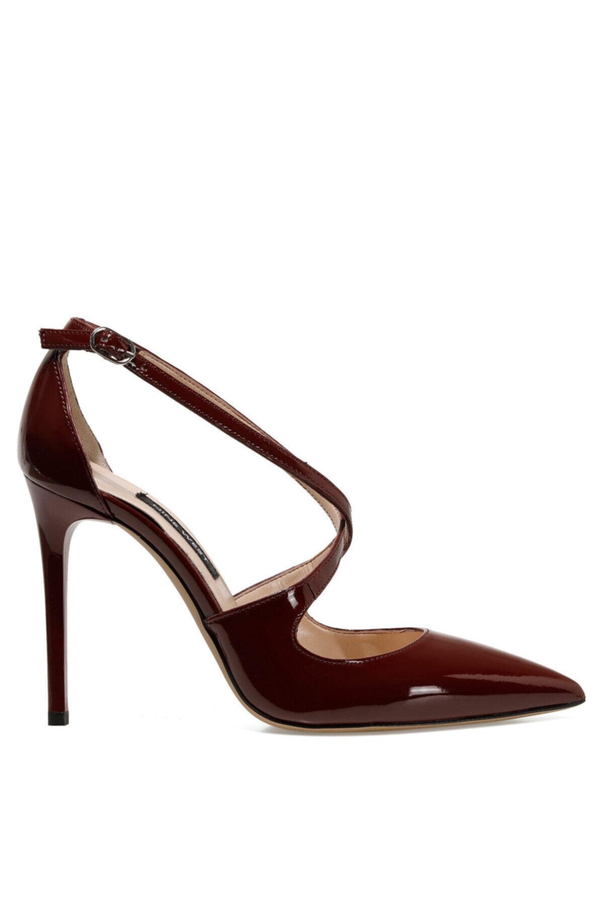 Nine West STEFANIA Koyu Kırmızı Kadın Topuklu Ayakkabı 100582129 1