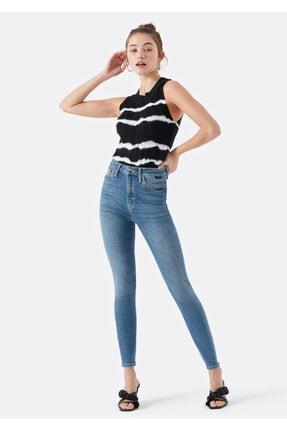Mavi Kadın SERENAY Gold Shape  Jean Pantolon 100980-30860