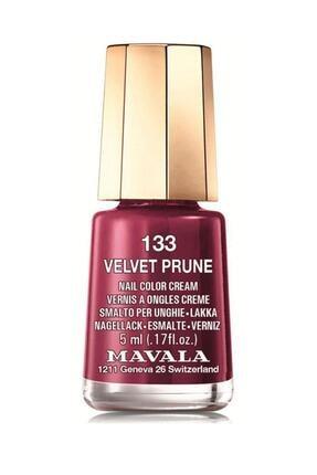 Mavala 133 Velvet Prune Oje 7618900911338