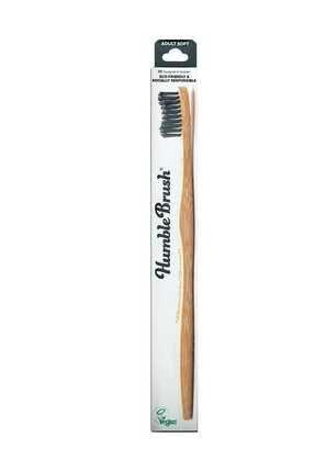 Humble Brush Yetişkinler Için Ekolojik Diş Fırçası