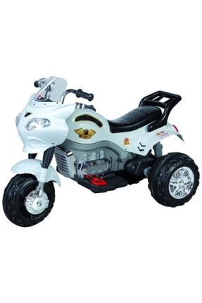 Aliş Toys Beyaz Akülü Go Way Motorsiklet 404