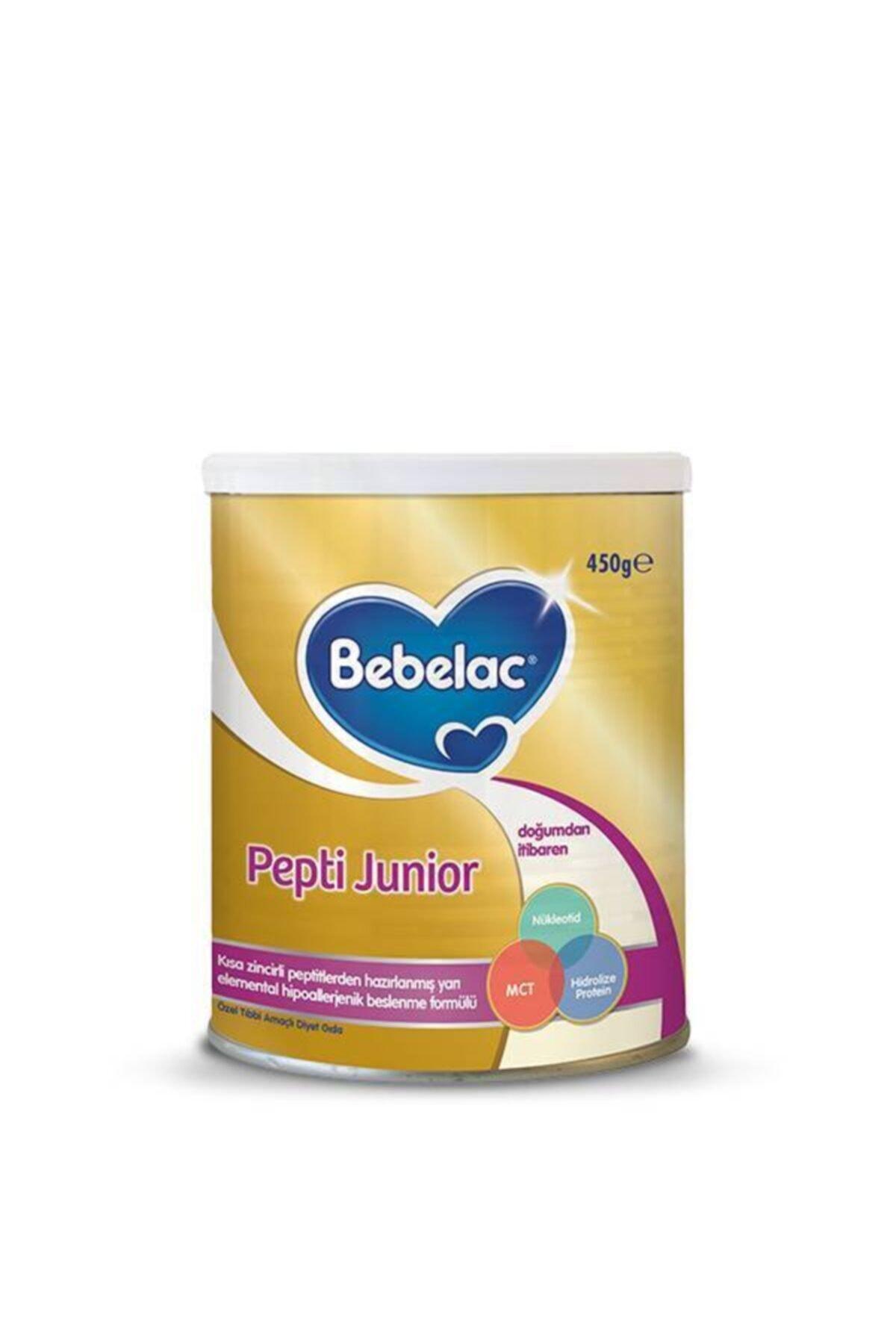 Bebelac Pepti Junior 450 gr  10 Adet 1