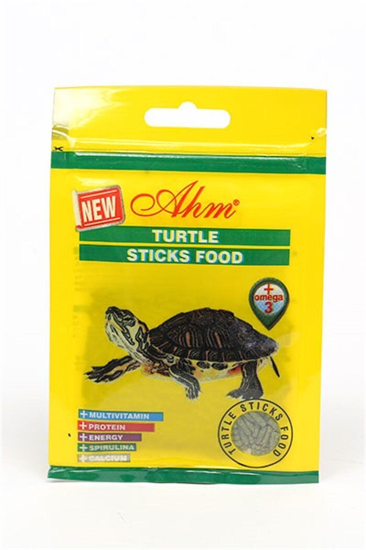 Ahm Marin Turtle Sticks Kaplumbağa Yemi 10 gr 1