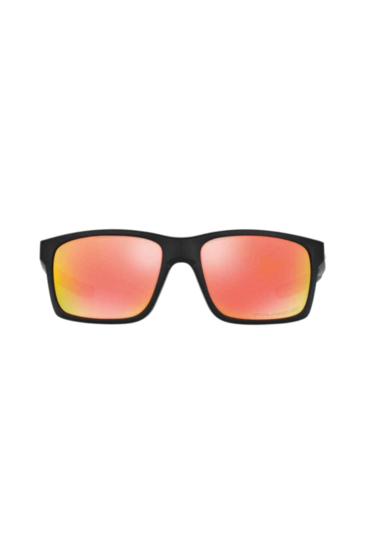 Oakley Maınlınk Ruby Irıd Polar Güneş Gözlüğü Oo9264 07 2