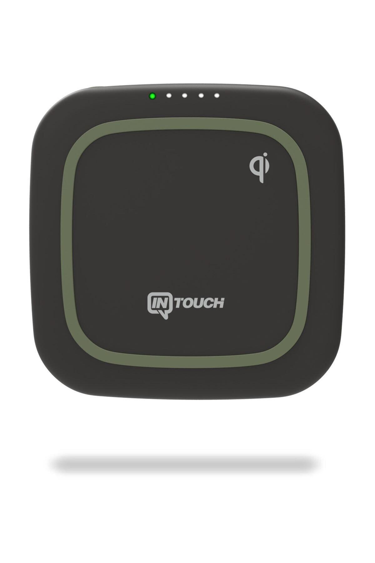 İntouch 10.000mah Cube 18w Pd 10w Wireless Taşınabilir Powerbank 2