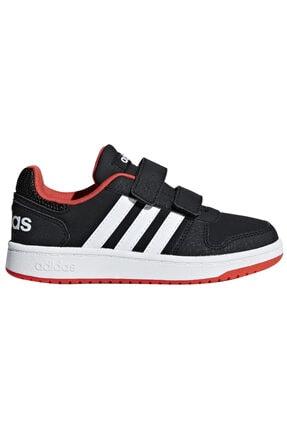 adidas HOOPS 2.0 CMF Siyah Erkek Çocuk Sneaker Ayakkabı 100342327