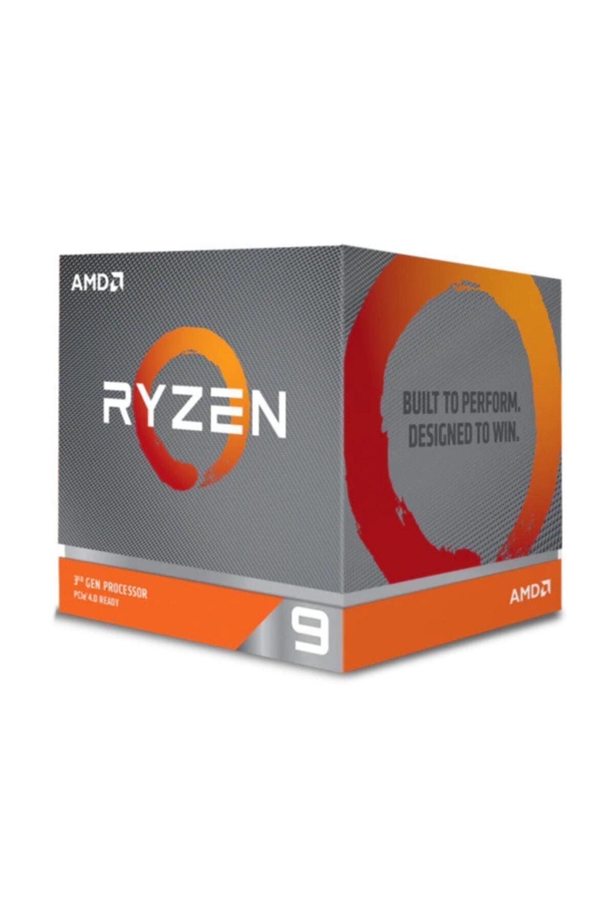 Amd Ryzen 9 3900X 3,8GHz 70MB Cache Soket AM4 İşlemci 1