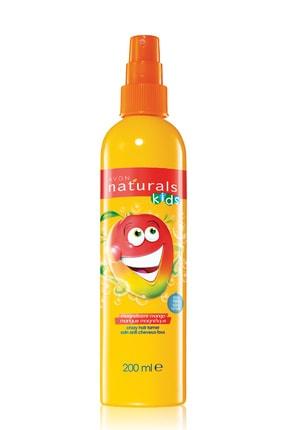 AVON Natural Kids Mango Kokulu Göz Yakmayan Saç Açıcı Sprey - 200ml