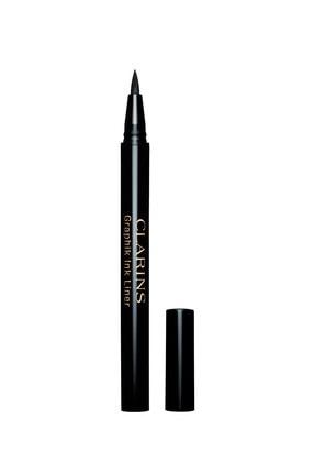 Clarins Suya Dayanıklı Siyah Eyeliner  Waterproof Liner 01 Black 3380810156690
