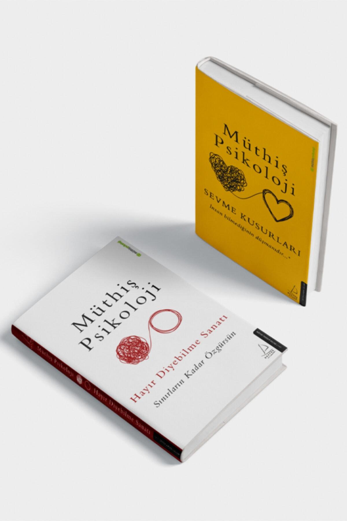 Destek Yayınları Müthiş Psikoloji Seti 2 Kitap 1