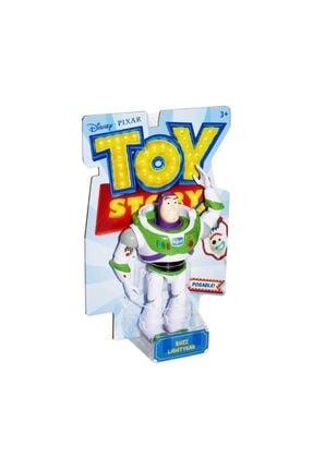 Toy Story 4 Figürler Buzz Lightyear Oyuncak Hikayesi Karakter Figür Orijinal