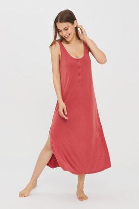 Penti KadınTuruncu Danish Elbise