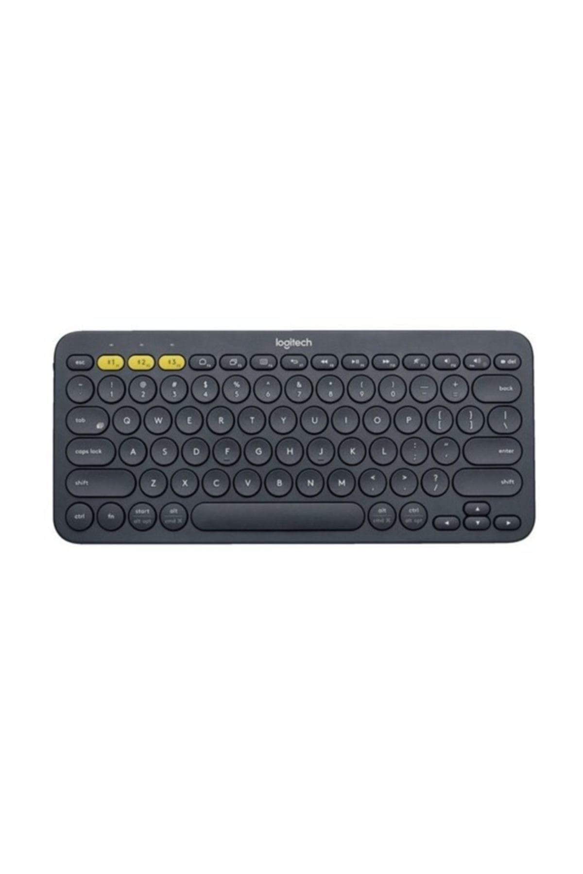 logitech K380 Bluetooth Siyah Klavye 920-007586 1