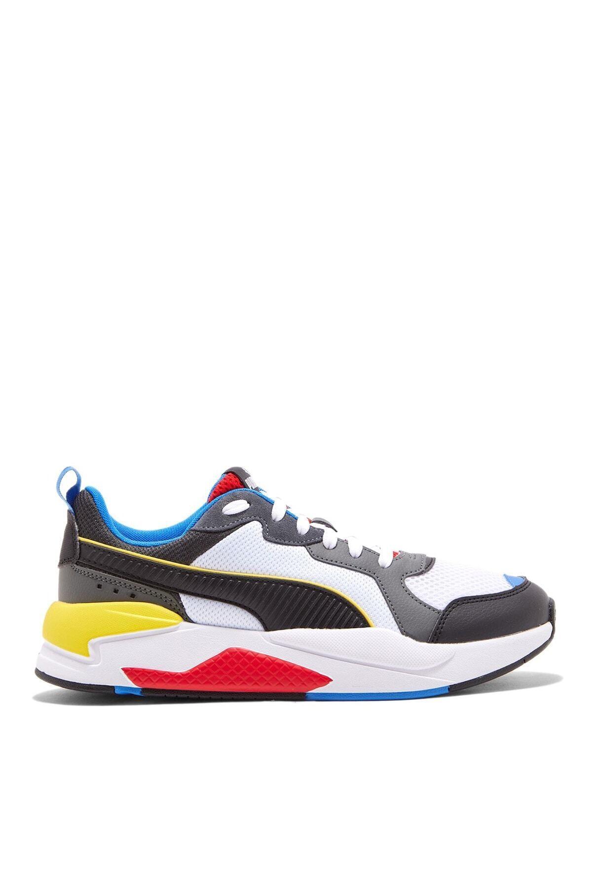 Puma Unisex Beyaz Xray Sneaker 37260203 1