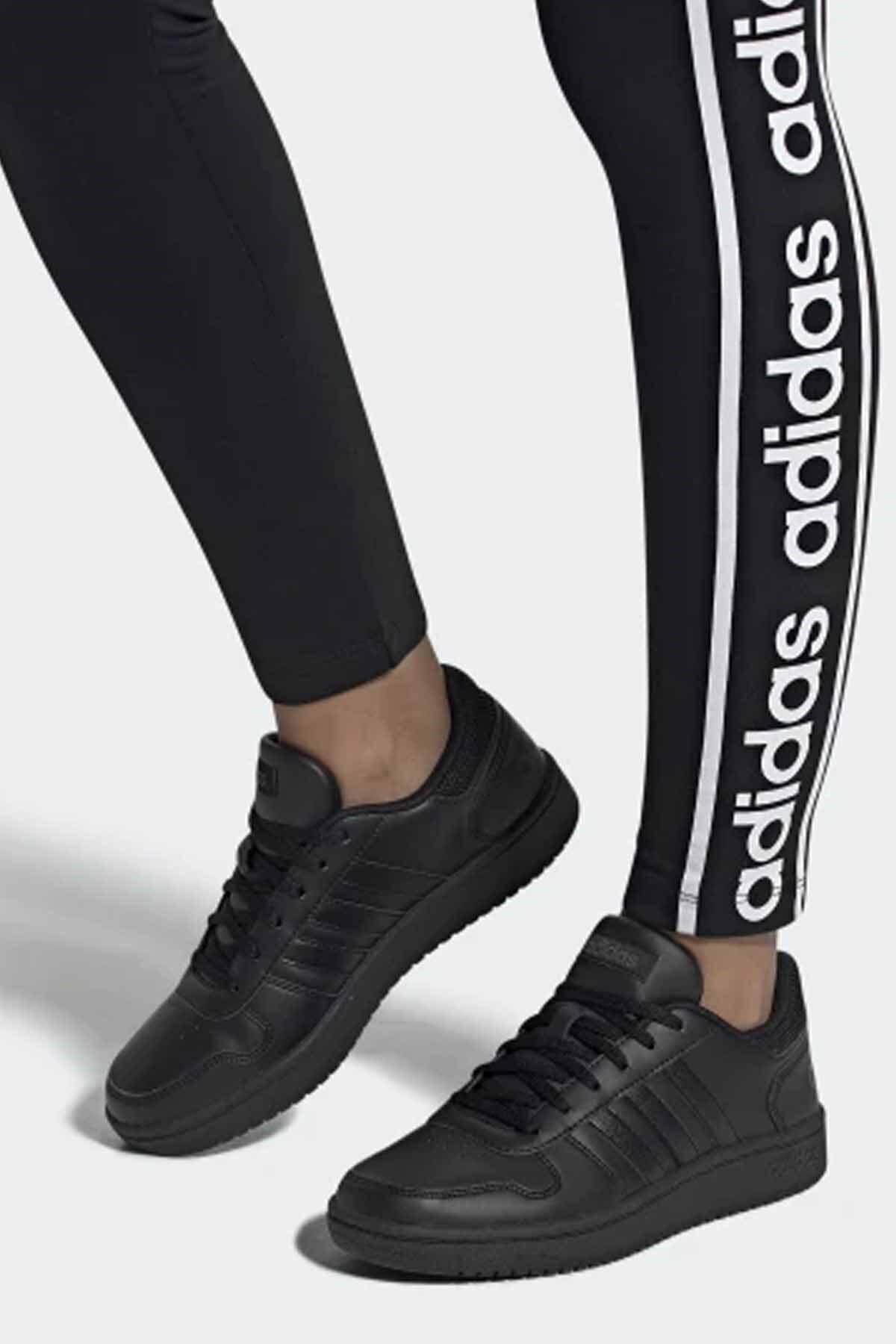 adidas Kadın Siyah Spor Ayakkabı 1