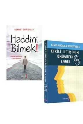 Yakamoz Yayınları Mehmet Balay Haddini Bilmek, / Kevin Hogan, Ron Stubbs Etkili Iletişimin Önündeki 8 Engel