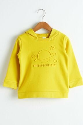LC Waikiki Erkek Bebek Orta Sarı G9L Sweatshirt
