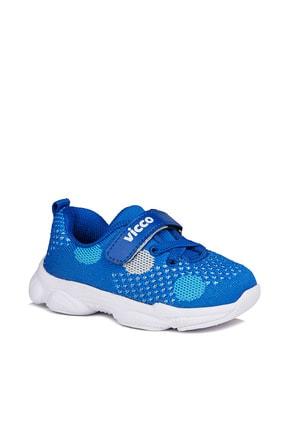 Vicco Baron Erkek Ilk Adım Saks Mavi Spor Ayakkabı