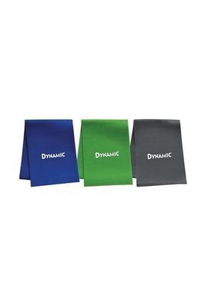 Dynamic Dynamıc Pilates Band Set 90* 7,5 CM