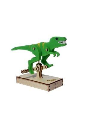 AĞAÇKAKAN KUKLA ATÖLYESİ Yürüyen Dinozor Kuklası