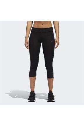 adidas Kadın Siyah Tayt Response Tight - CZ5076
