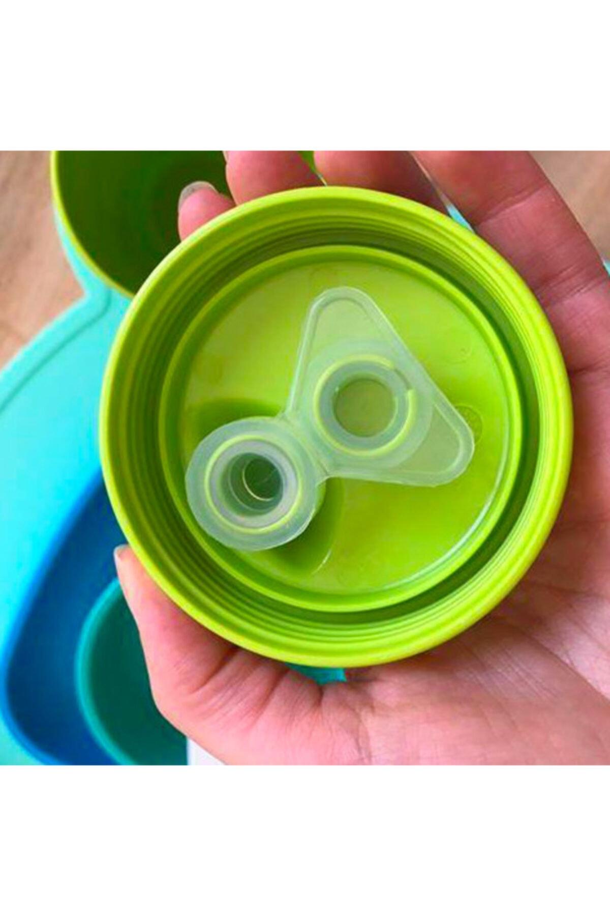 Replay Unisex Bebek Kırmızı Akıtmaz Alıştırma Bardağı 2
