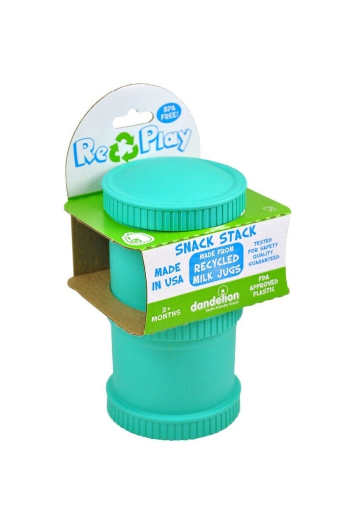 Replay Çift Katlı Saklama Kabı - Su Yeşili 1