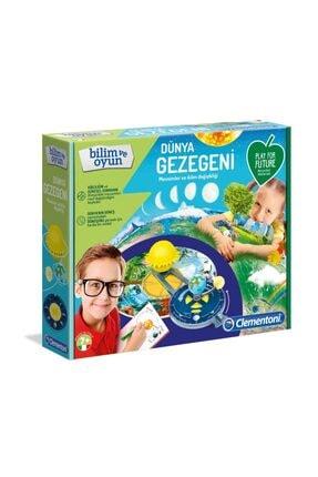 CLEMENTONI Bilim Ve Oyun Dünya Gezegeni