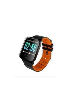 Kingboss A6 Akıllı Saat Uyku+kan Basıncı+oksijen Monitörü+ıp67 Su Geçirmez