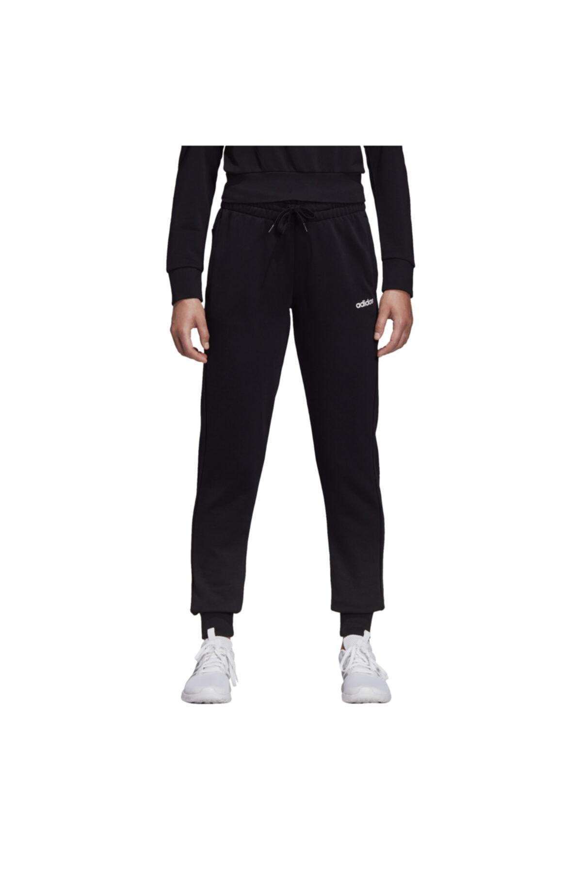 adidas W E PLN PANT Siyah Kadın Eşofman 100664227 1