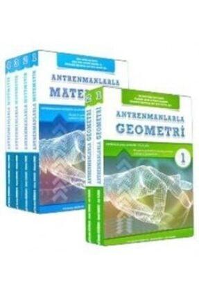 Ren Kitap Antrenman Yayıncılık Antrenmanlarla Matematik 1-2-3-4 Ve Geometri 1- 2