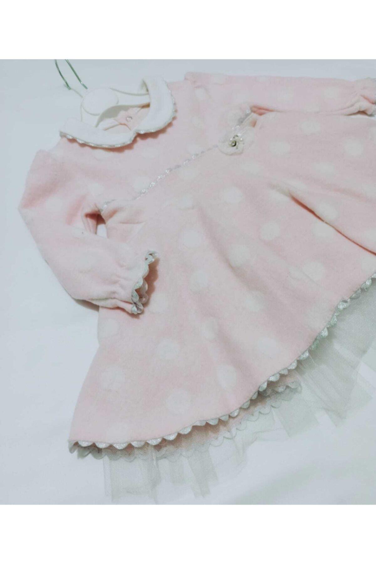 Mymio Kız Bebek Elbise 1