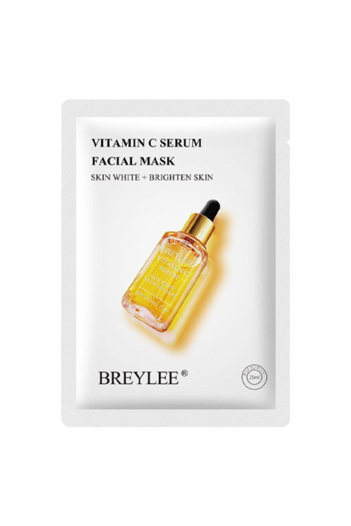 Ocean Breylee C Vitamini Serumlu Cilt Bakım Maskesi 1