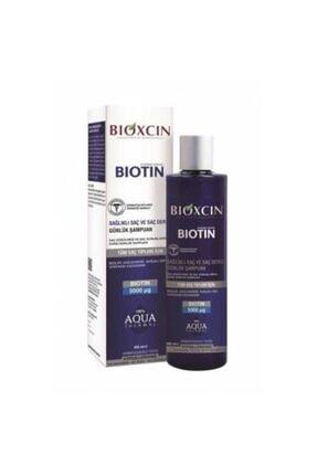 Bioxcin Biotin Şampuan Günlük Saç Dökülmesine Karşı 300ml
