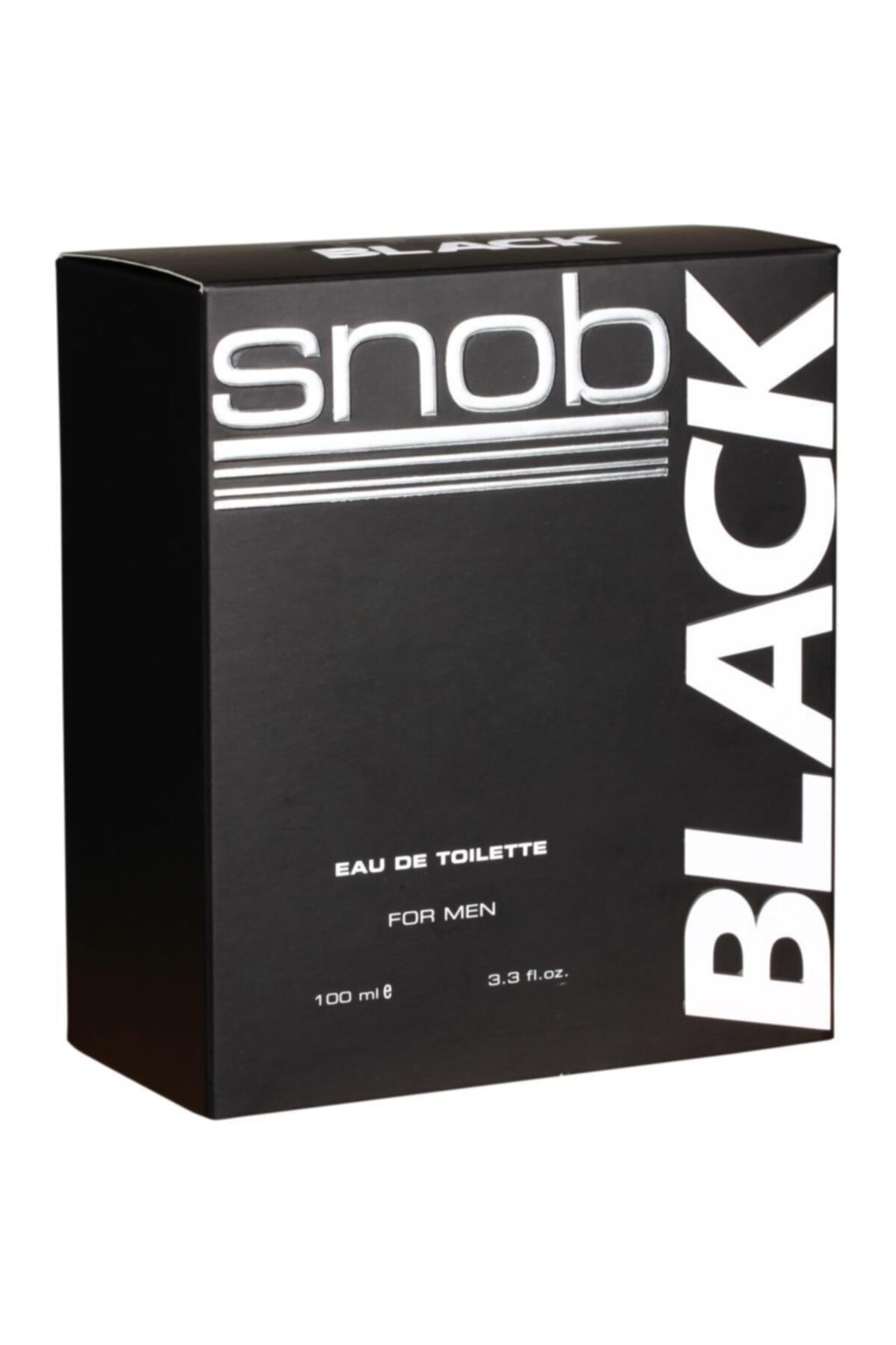 Snob Black Edt Erkek 100 Ml 2