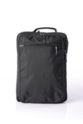 ÇÇS Unisex Siyah Laptop Sırt Çantası