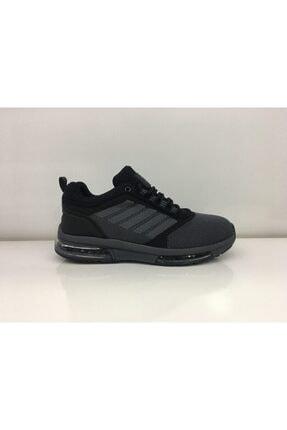 MP Unisex Siyah Air Spor Koşu Ayakkabısı