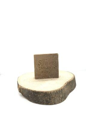 ŞİFAVER %100 Doğal Çam Ardıç Kükürt (katran) Sabunu