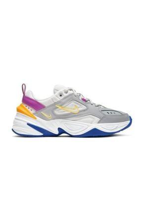 Nike Kadın Beyaz M2k Tekno Sneaker Ayakkabı Ao3108-018