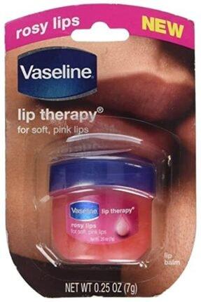 Vaseline Rosy Lip Therapy 0.25oz