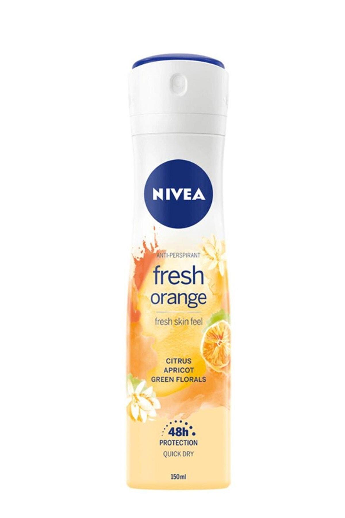 Nivea Women Deodorant Fresh Portakallı 150 ml 1