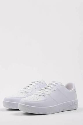 Gob London Kadın Beyaz Sneaker 1021-105-0010_1003
