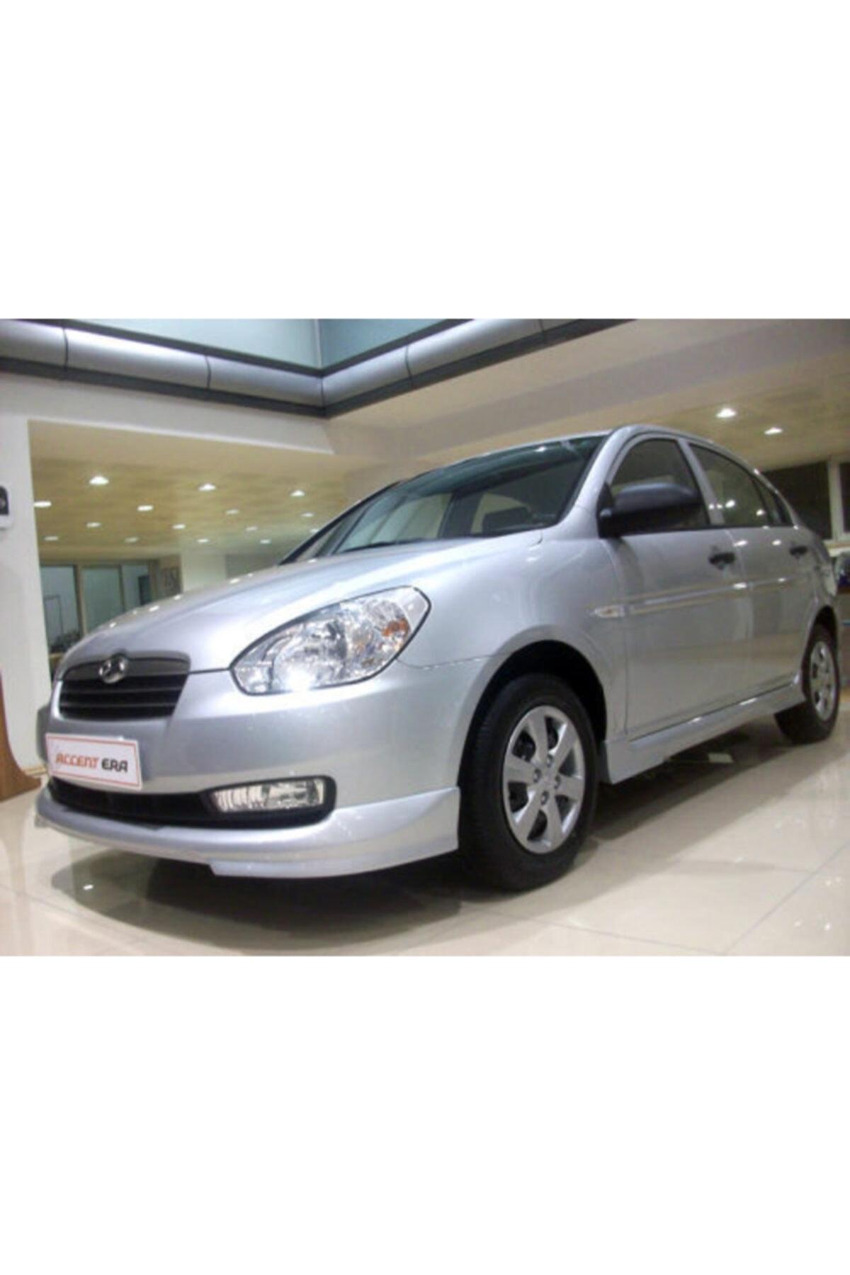 Hyundai Accent Era Ön Tampon Eki 2006-2012 - Fiber Boyasız 1