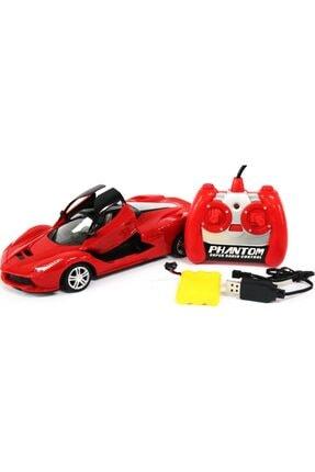KARSAN Şehrin Rüzgarı Ferrari Şarjlı Kapıları Açılan Uzaktan Kumandalı Araba