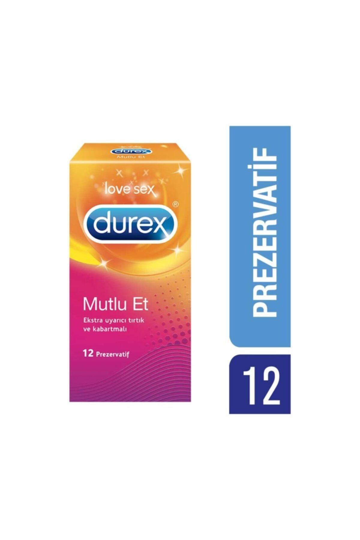 Durex Prezervatif Mutlu Et 12 Li 1