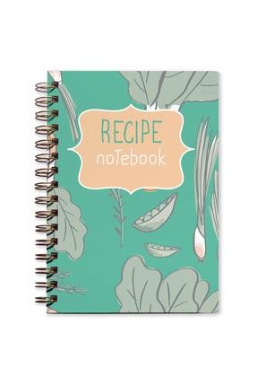 Fabooks Recipe Notebook Tarif Defteri
