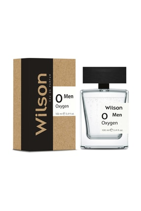 Wilson Oxygen Edt 100 ml Erkek Parfüm 8690954161234
